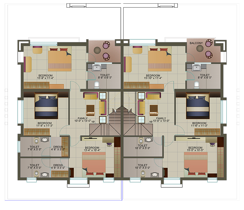House Plan For 33 Feet By 40 Feet Plot Everyone Will Like: Floor Plan For 1200 Sqft Plot