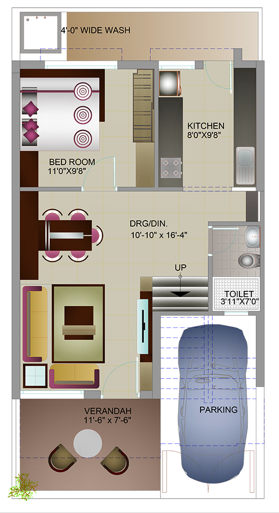 What size room is 150 square feet home mansion for 100 square feet room size